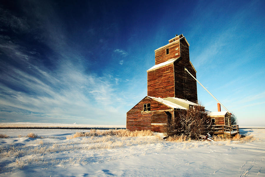 Granary Chill by Todd Klassy