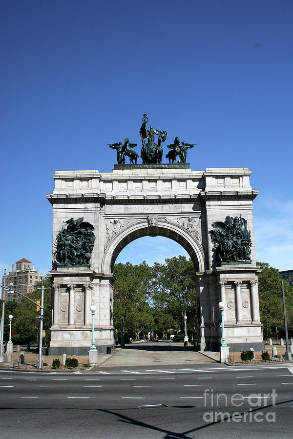 Grand Army Plaza by Jack Ader