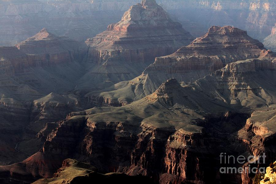 Grand Canyon Photograph - Grand Canyon 1 by Erica Hanel