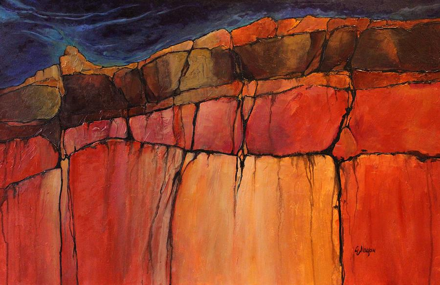 Grand Canyon 4 Painting
