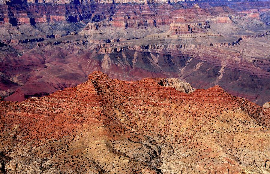 Grand Canyon Photograph - Grand Canyon by Aidan Moran