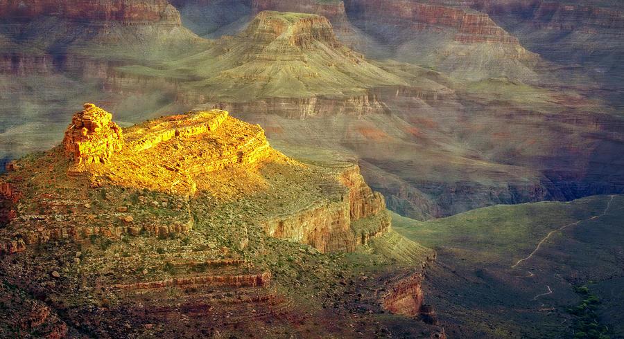 Grand Canyon Photograph - Grand Canyon Awakening by Michael Hope