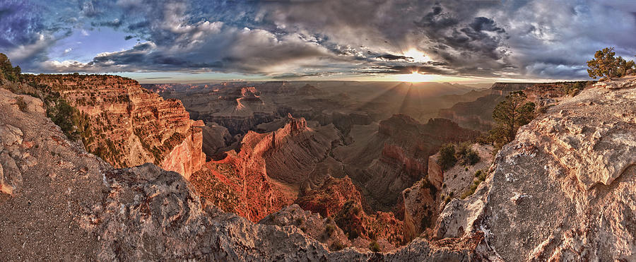 Grand Canyon II by Andreas Freund