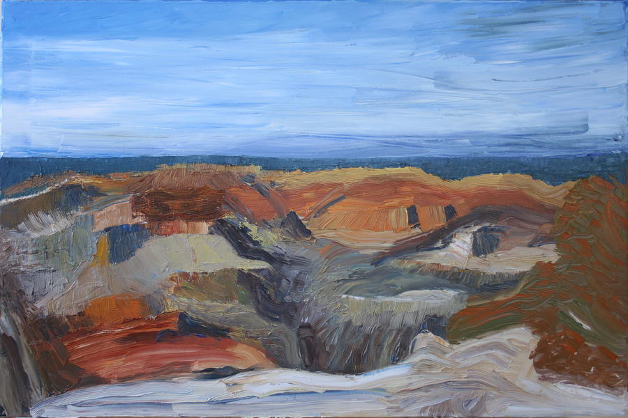 Landscape Painting - Grand Canyon II by Stephen Degan