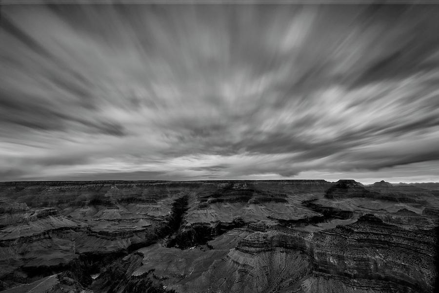 Jon Glaser Photograph - Grand Canyon In Motion II by Jon Glaser