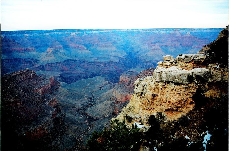Landscapes Photograph - Grand Canyon by Larry Austin