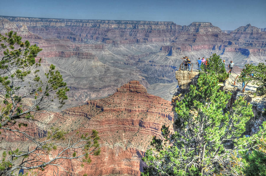 Grand Canyon Overlook by David Armstrong