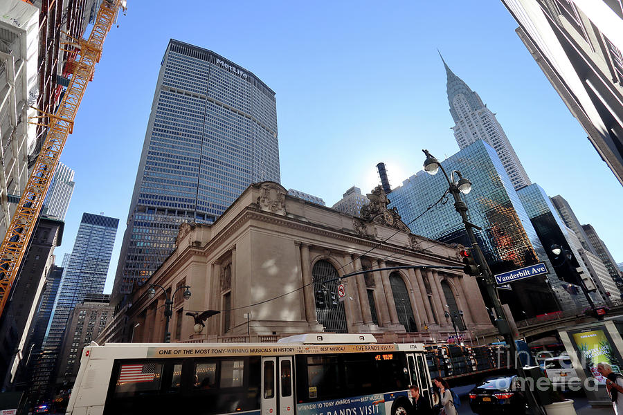 Grand Central Station by Steven Spak