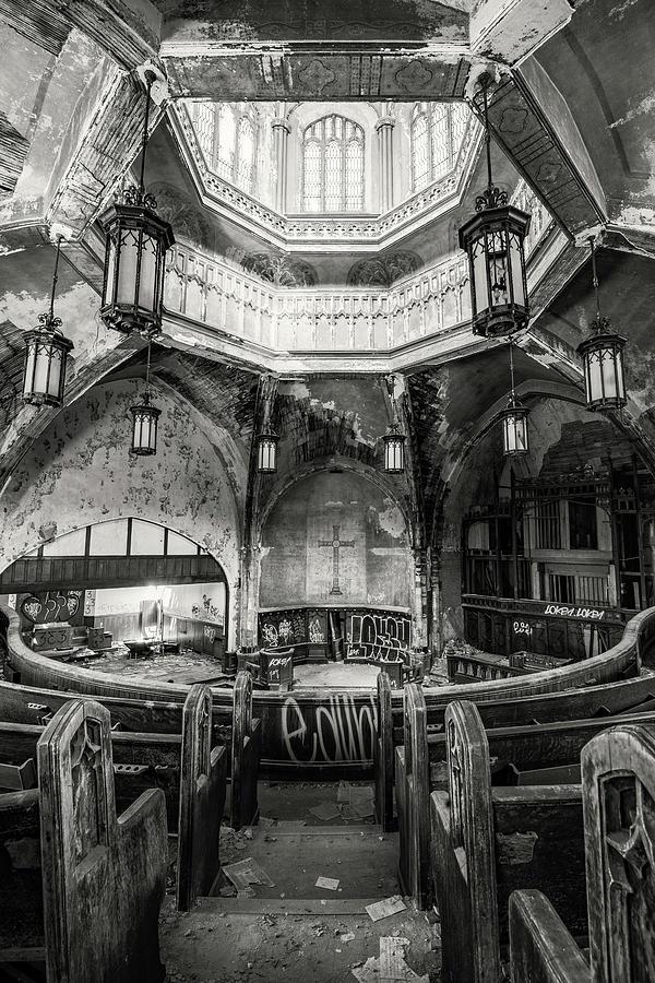 Grand Church by Lindy Grasser