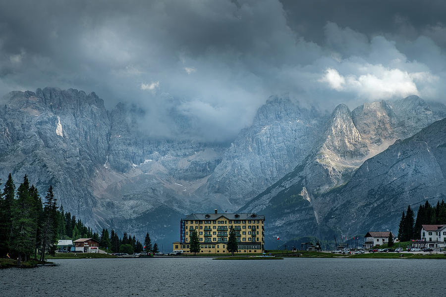Grand Hotel Misurina by Mario Visser