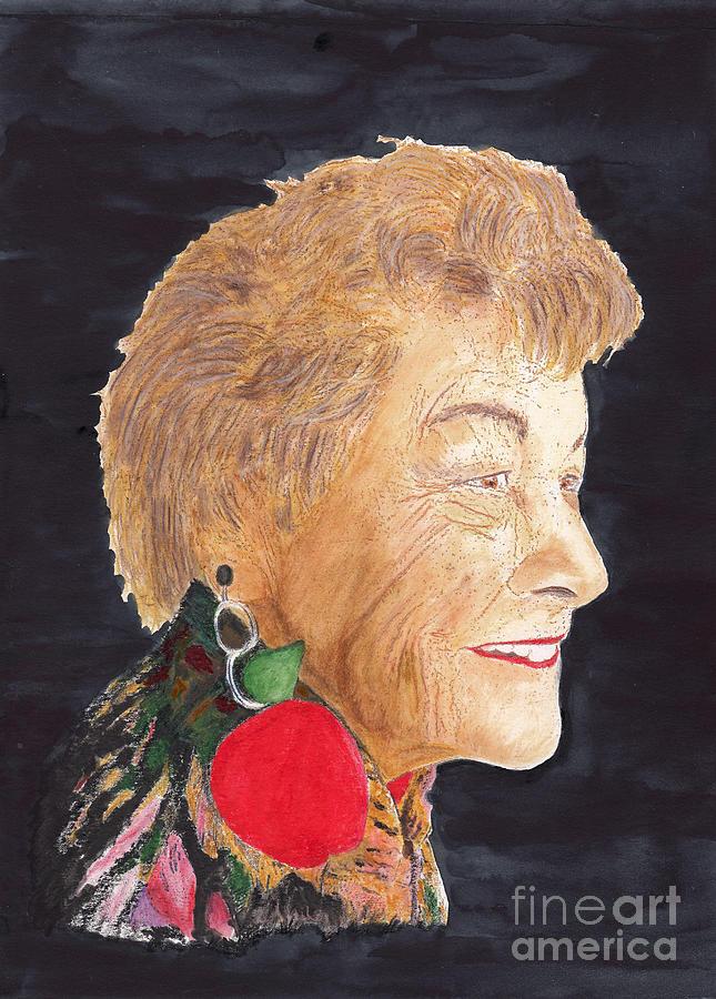 Grand Lady Drawing