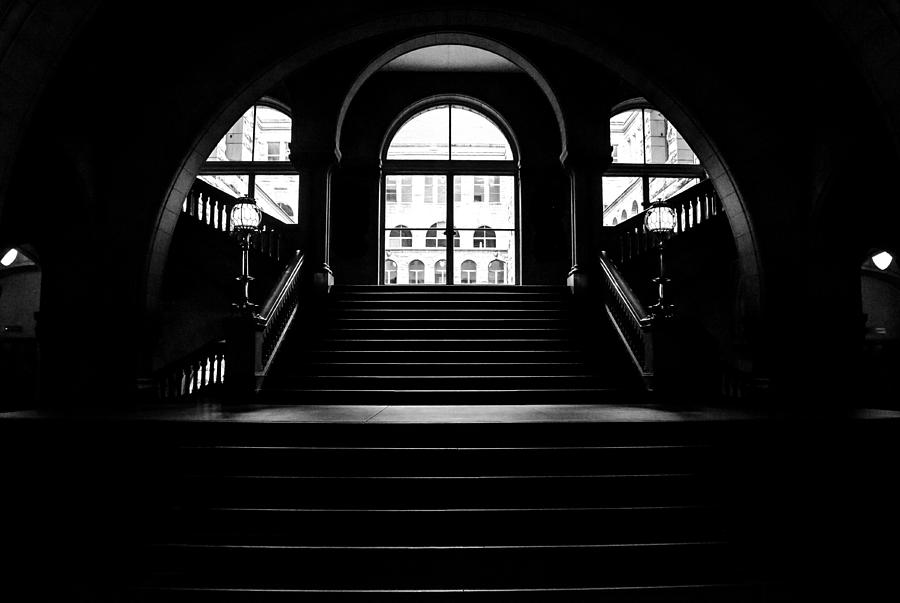 Architecture Photograph - Grand Light by Jason Heckman