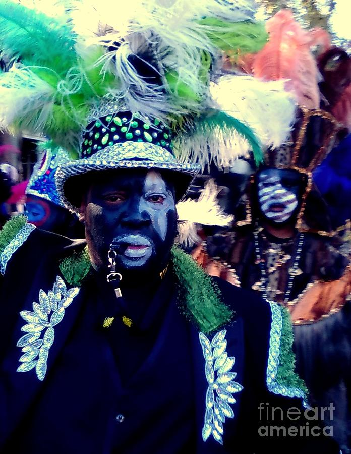 Grand marshall of the zulu parade mardi gras 2016 in new orleans nola photograph grand marshall of the zulu parade mardi gras 2016 in new orleans by m4hsunfo