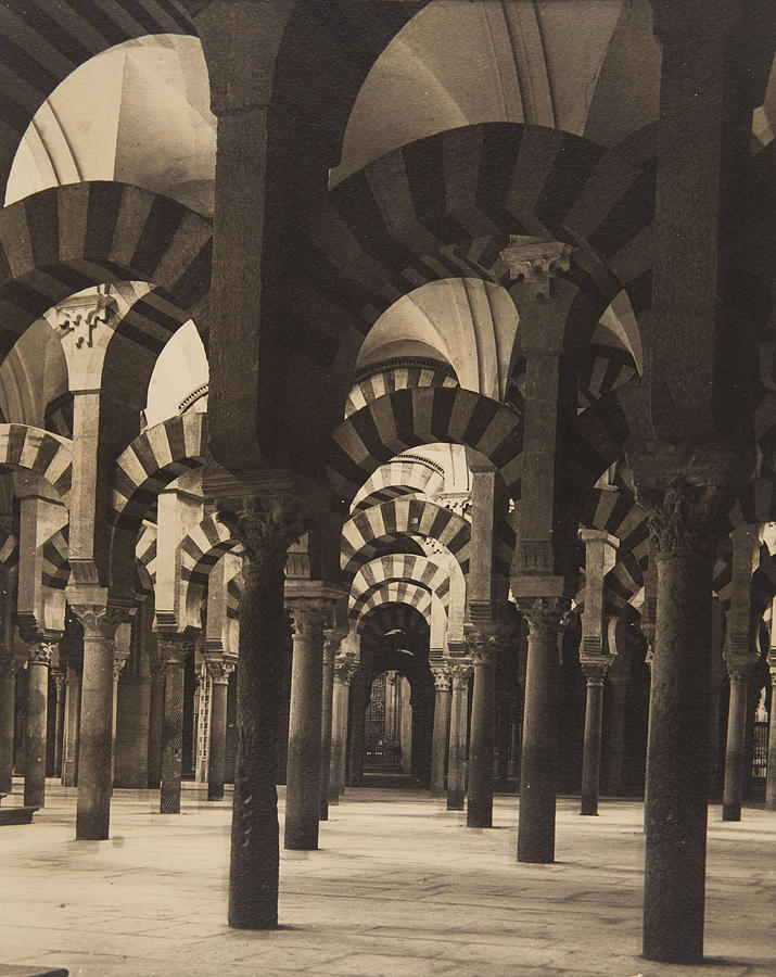 Claudi Photograph - Grand Mosque Cordoba by Claudi Carbonell