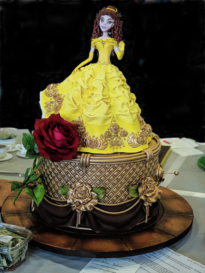 Grand National Wedding Cake Competition 2016 V3 Photograph by John ...