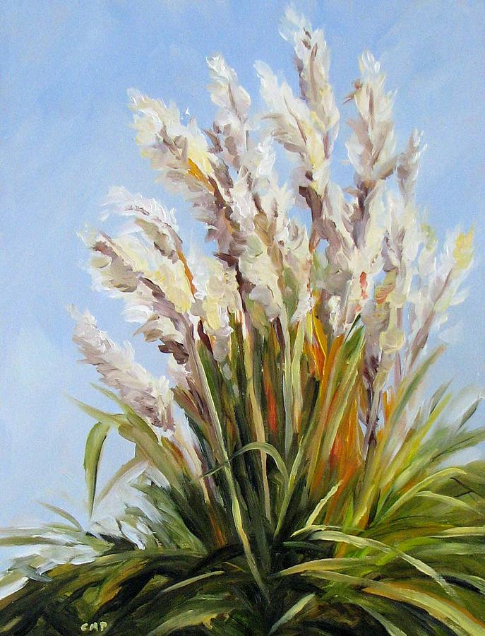 Original Painting - Grand Pampas by Cheryl Pass