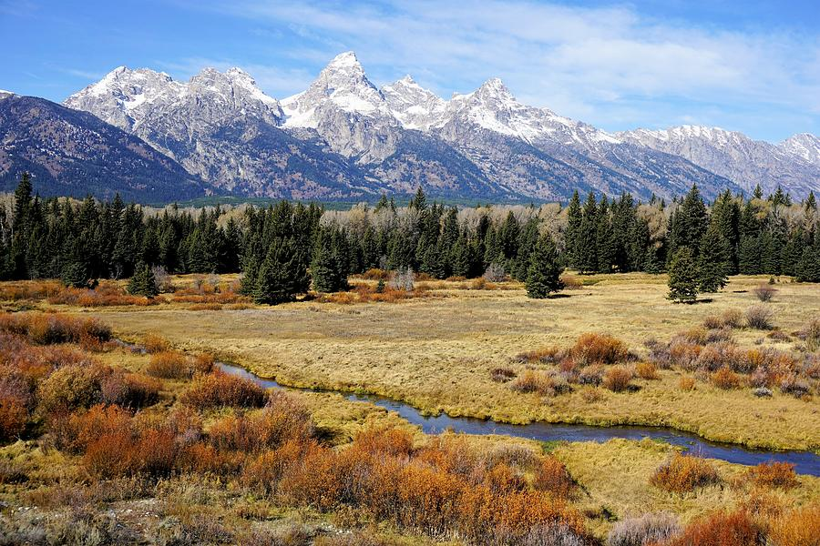 Grand Teton by Tranquil Light Photography