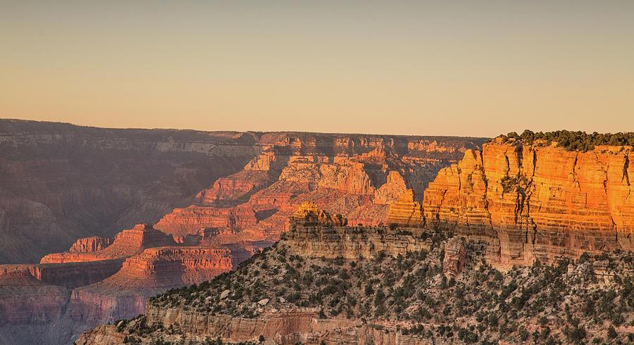 Grand Canyon Sunset Photograph - Grand Vistas by Kunal Mehra
