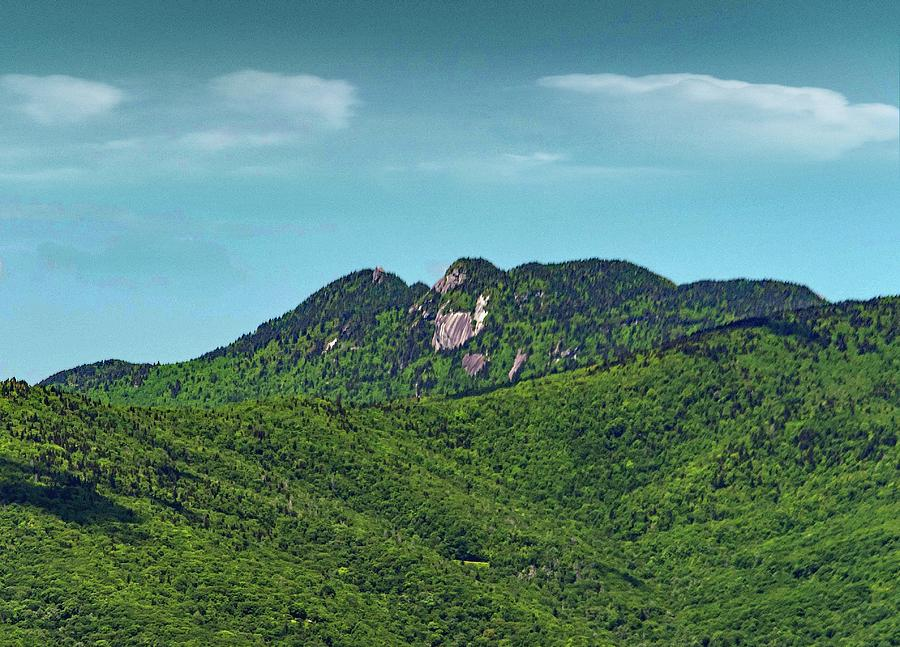 Blue Ridge Parkway Photograph - Grandfather Mountain, Nc by Patricia Brock