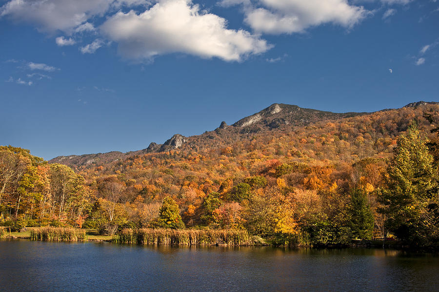 Grandfather Mountain Profile by Ken Barrett