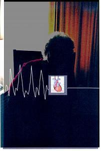 Health Digital Art - Grandma by Elizabeth Raggett