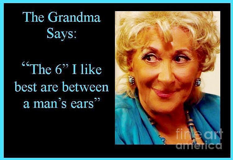 Grandma says by Jordana Sands