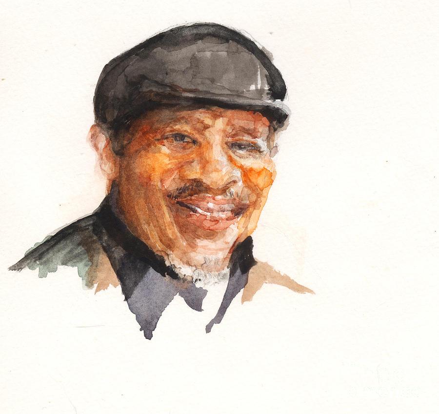 Grandpa John Perkins by Nancy Watson