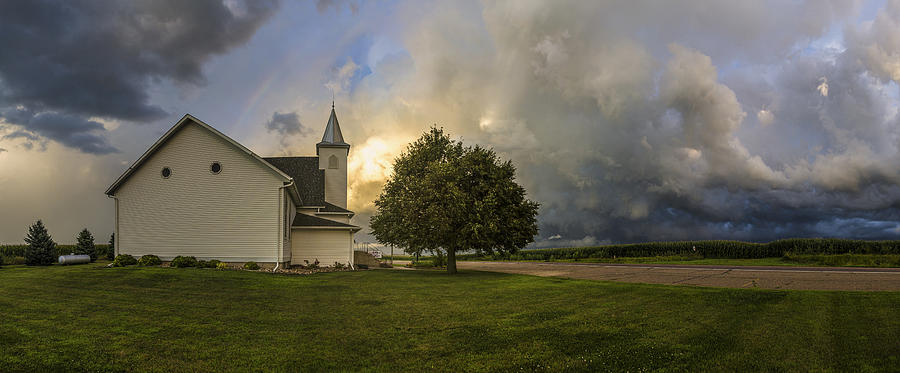 Severe Weather Photograph - Grandview by Aaron J Groen