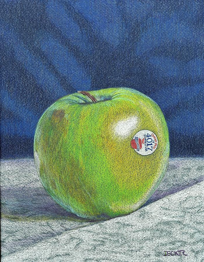 Granny Smith by Robert Decker