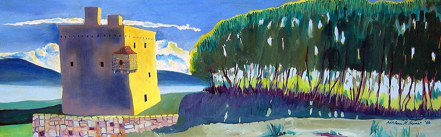 Granuaile's Castle by Kathleen Barnes