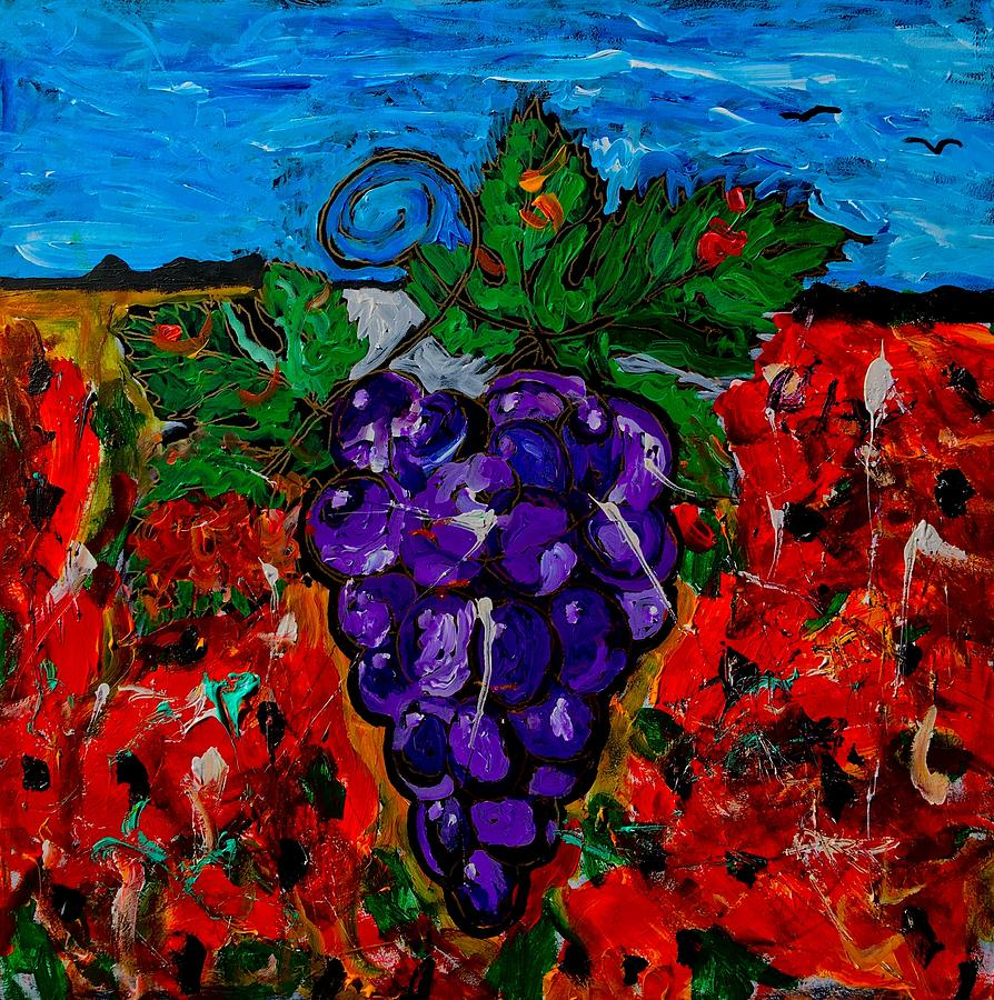 Grape Jazz by Neal Barbosa