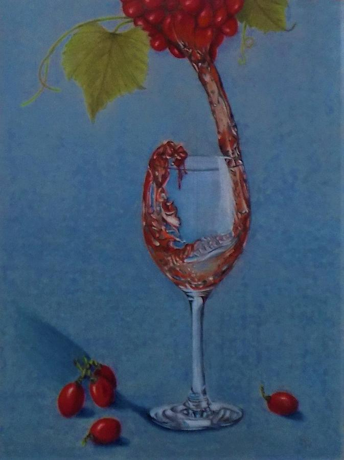 grapes to wine by Chuck Caputo
