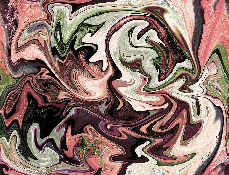 Grasping I I I by Mary Beglau Wykes
