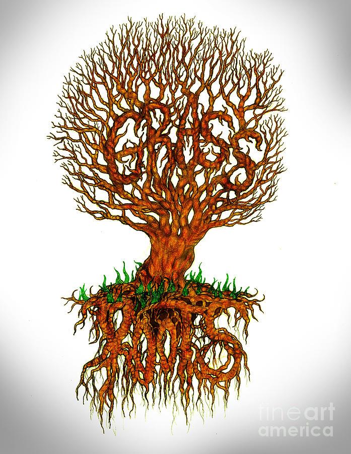 Grass Roots by Baruska A Michalcikova