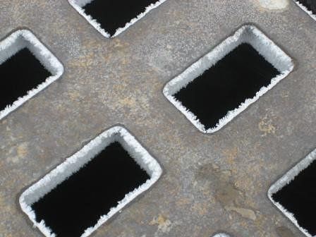 Grid Photograph - Grate 2 by Joanna Baker - Jenkins