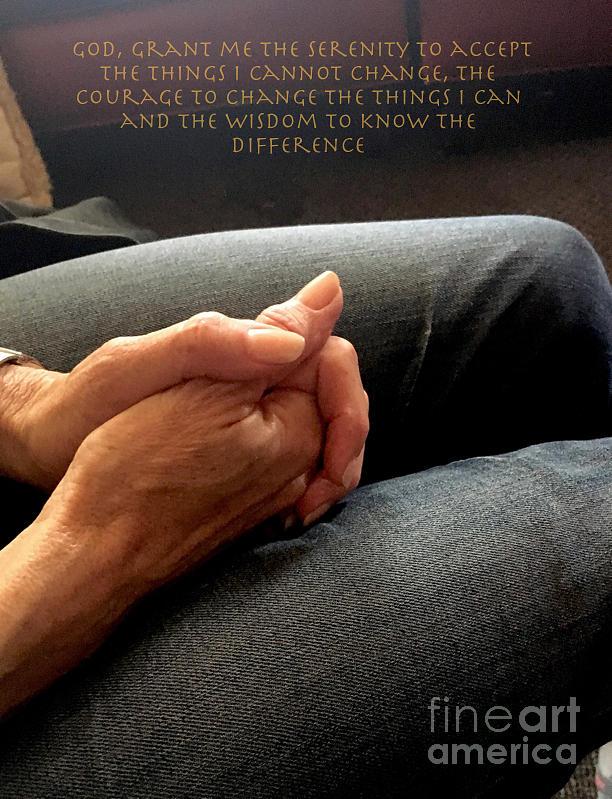 Grateful Hands by Eric Suchman