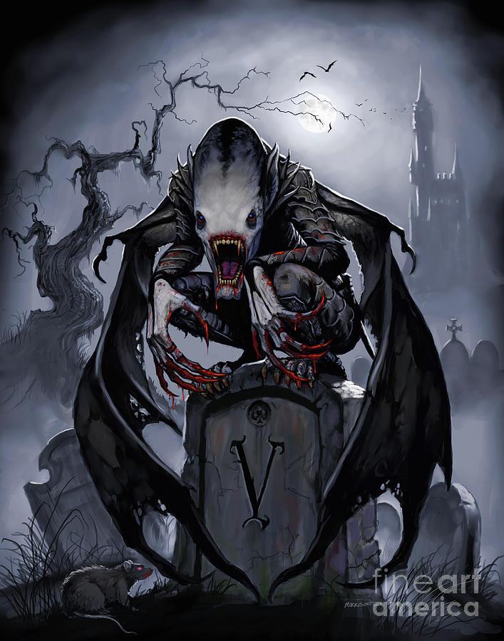 Graveyard Vampire