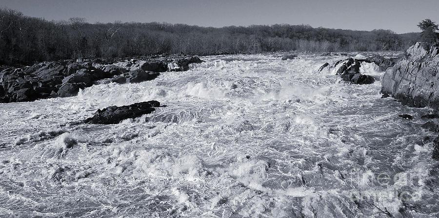 Great Falls Maryland by Waverley Manson