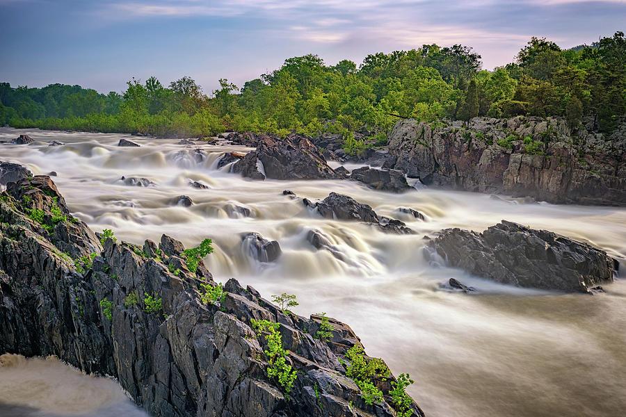 Great Falls Photograph