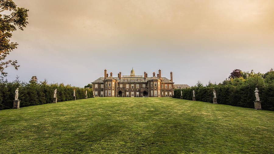 Great House Photograph - Great House At Castle Hill by David Stone