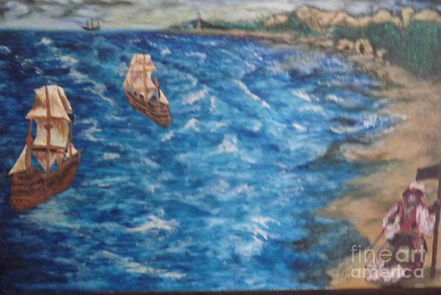 Great Lakes Pirates by Ronda Douglas