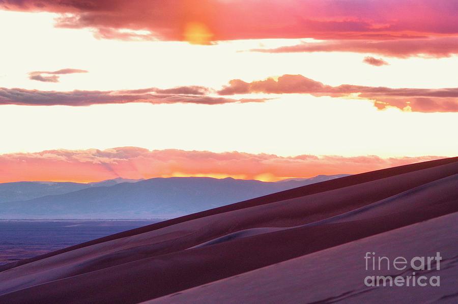 Great Sand Dunes National Park Photograph