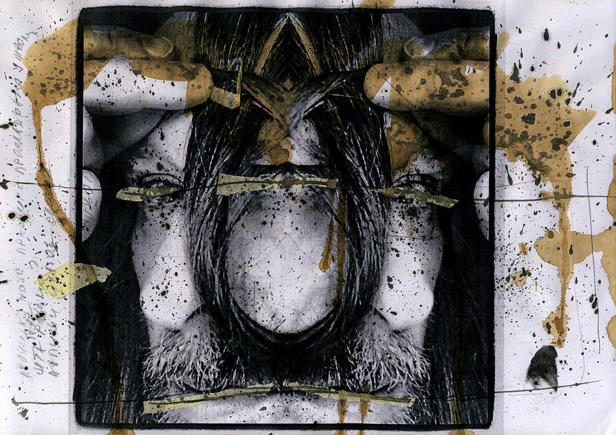 Art Photograph - Grebo 01 by Grebo Gray