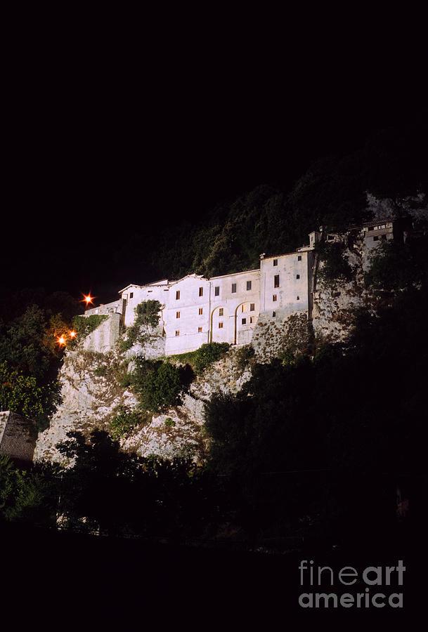 Christian Photograph - Greccio Monastery II by Fabrizio Ruggeri