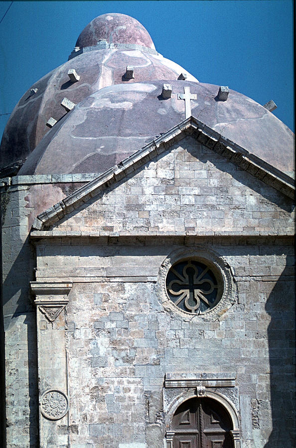 Greek Orthodox Church Photograph - Greek Orthodox Church by Flavia Westerwelle