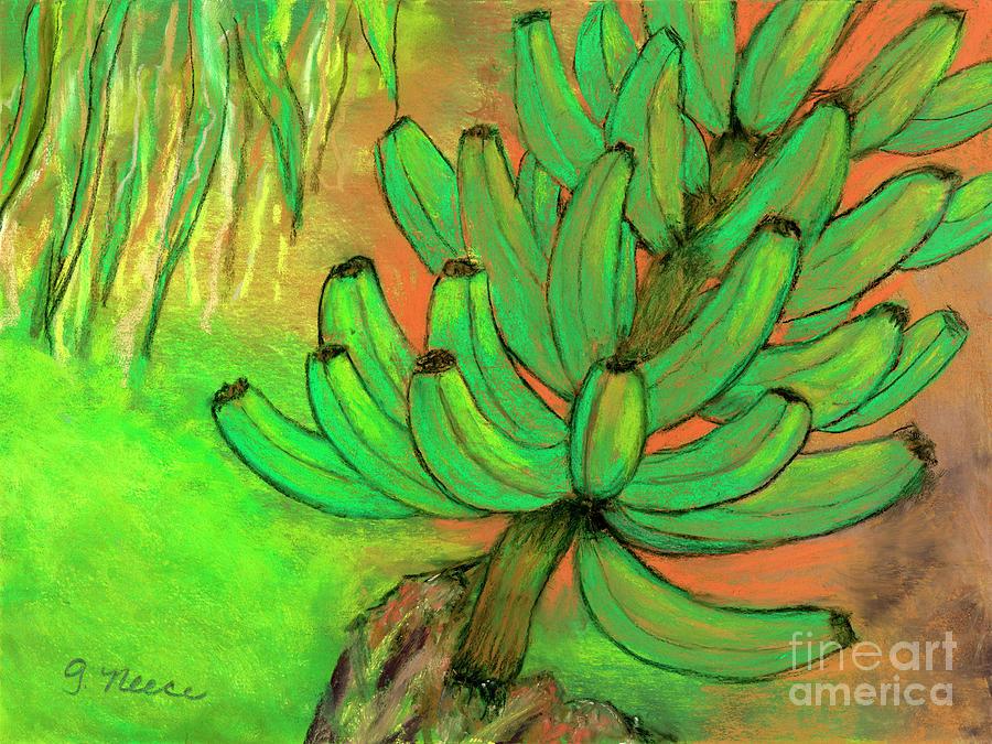 Green Bananas   by Ginny Neece