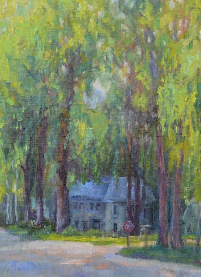 Green Canopy by Patricia Maguire