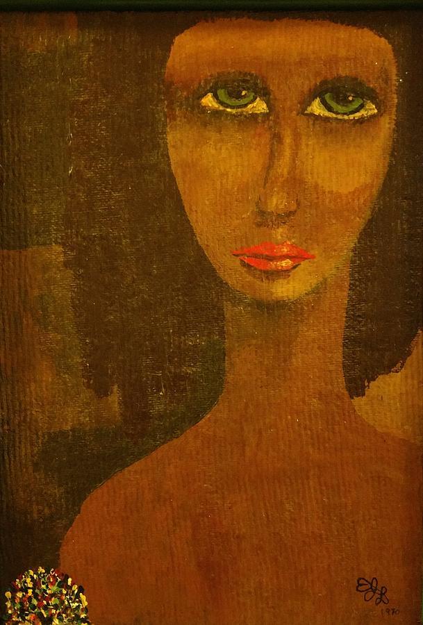 Green Eyes by Edward Longo