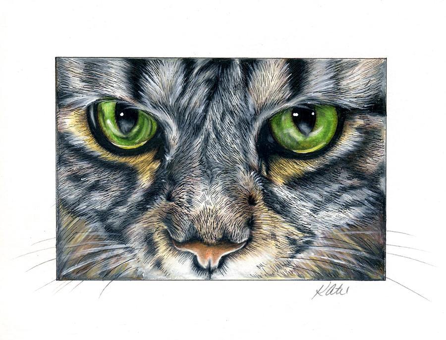 Green Eyes by Katie McConnachie