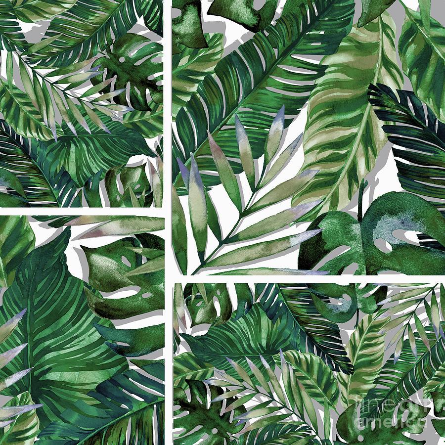 Summer Photograph - Green Life by Mark Ashkenazi